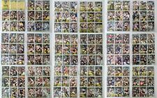 2010 NRL Rugby League Collector Card Album 1-108, 127-195, Missing 18 Cards
