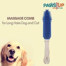 Paws UP Pet's Grooming Bath Brush Shampoo Massage Comb for dogs and cats