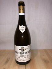 2011 Domaine Armand Rousseau Pere et Fils Chambertin Grand Cru, Empty Bottle