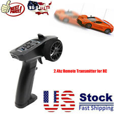 USA For RC Car Boat 2.4GHz 3CH Digital Radio Remote Control Transmitter Receiver