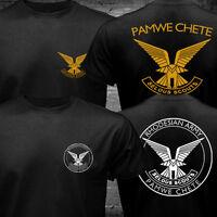 Rhodesian Zimbabwe Army Selous Scouts Pamwe Chete Logo Special Forces T-shirt