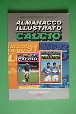 Illustrated Almanac of Football Leagues 1989/90 1990/91 Panini Journal Sport