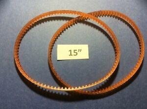 "15"" Universal Sewing Machine Motor LUG Belt For Many Home Models***"