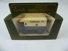 MATCHBOX Y29 WALKER ELECTRIC VAN - HARRODS