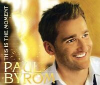 THIS IS THE MOMENT - BYROM PAUL [CD]