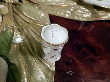 edler  Pfefferstreuer Rosenthal Mon Bijou Blütenteppich top