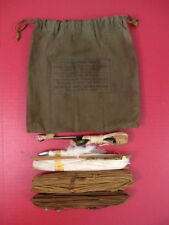 WWII USAAF Army Air Force Pilot Bailout C1 Survival Emergency Fishing Kit or Set