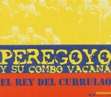 Peregoyo y su Combo vacana-El rey del currulao CD NEUF