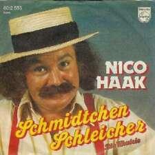 """Nico Haak Schmidtchen Schleicher 7"""" Single Vinyl Schallplatte 53533"""