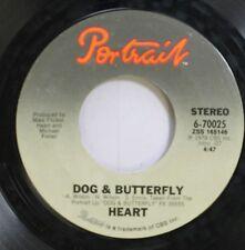 Rock 45 Heart - Fog & Butterfly / Mistral Wind On Portrail