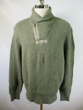 E8617 VTG POLO RALPH LAUREN Lambswool Pullover Sweater Size XL