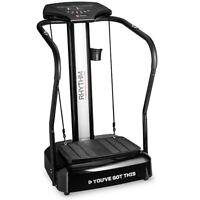 Lifepro Rhythm Vibration Plate Workout Machine, Full Body Exercise Equipment