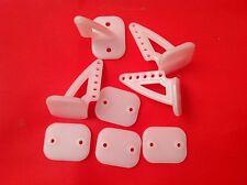 6-Holes POM control clevis Horns 20 x 27 4 pcs