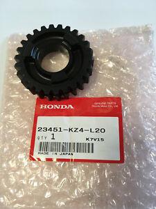 Honda CR125 Gearwheel 23451-KZ4-L20 3a 26T Third Countershaft 2002>2007