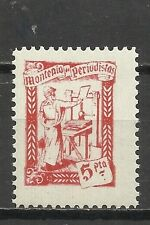8091- SELLO FISCAL NUEVO MNH ** MONTEPIO PERIODISTAS,MUTUALIDAD 5 PESETAS.