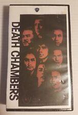Death Chambers VHS Martial Arts Kung Fu SB Shaw Bros