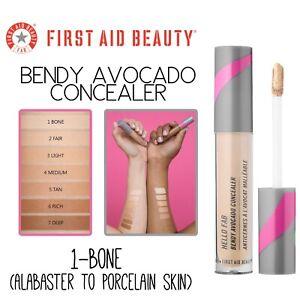 First Aid Beauty Hello FAB Bendy Avocado Concealer-Bone 1