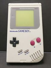 Restored Nintendo Gameboy Original Dmg-01 with New glass screen
