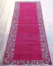 Persiano Tradizionale Lana Vintage 410cmX 85cm Tappeto orientale fatto a mano Carpet Rugs