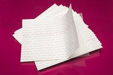 Jo Thornton Boobylicious Breast Form Double-sided Adhesive Tape sheets A6