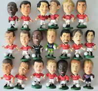 Manchester United Corinthian Prostars - Loose - Multi Listing - Disc Available
