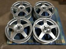 "Genuine OZ Record 18"" 4x100 et38 alloys fit BMW Mini Cooper Cooper S R53 R56 One"
