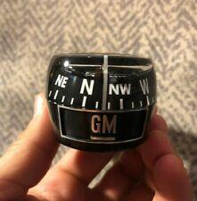 Vintage nos GM Auto Parts Dash Compass Mounting Part