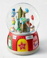 Limited Edition Exclusive Macys Thanksgiving Day Parade 2019 Musical Snow Globe