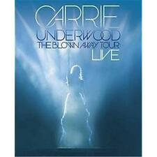 CARRIE UNDERWOOD BLOWN AWAY TOUR LIVE DVD ALL REGIONS NEW