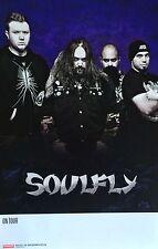 Soulfly Promo Poster, Enslaved (N3)