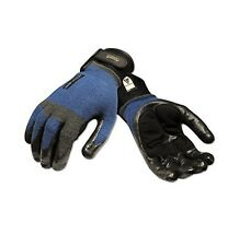 ANSELL ActivArmr Heavy Laborer Gloves 97-003 , Kevlar, Cut Level 4,Size M(9)
