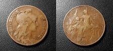 France - IIIème République - 10 centimes Daniel Dupuis 1912 - F.136/22