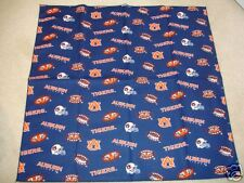 Auburn University Tigers NCAA AO Fabric Bandana Pet Dog or Yourself! NEW