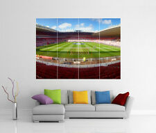 SUNDERLAND STADIUM OF LIGHT STADIUM GIANT WALL ART PRINT PHOTO POSTER J138