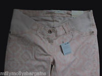 New Womens Pink Skinny NEXT Maternity Jeans Size 14 Long 12 10 Regular RRP£32