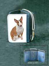 Ladies Denim  Purse/Wallet English Bull Terrier  Dog Design  For Dog Lovers