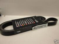 Ford Focus MK2 1.6 TDCi Alternator Drive Fan Belt 2004-2010 NO A/C