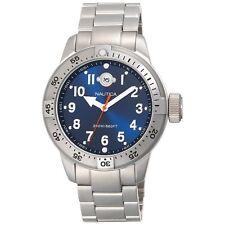 New Nautica Mens Analog BFC Diver Watch #N14564G
