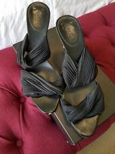 Gucci heel 8.5 in Black