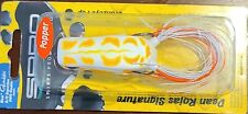 Tropical White Spro Dean Rojas Bronzeye Poppin' Frog 60 3/0 Double Hook
