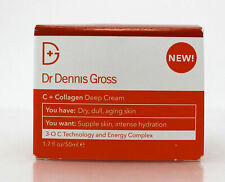 Dr Dennis Gross C + Collagen Deep Cream 1.7 Ounce