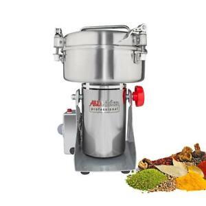 Grain Mill Grinder | High-Speed Grinder Machine | Swing Type | Electric | 750 gr