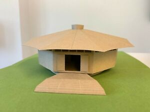 Thomas Schutte, Krefeld Pavilion, 2018 | Signed and numbered Pop up Model