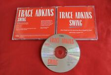 Trace Adkins Swing 3 Track Promo Promotional Import Canada CD