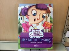 A DAY AT FAIRY GRANDMOTHER'S BOOK HALLMARK INTERACTIVE STORYBOOK NEW