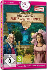 Jane Austen's Pride And Prejudice PC, 2012, DVD-Box
