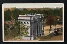 L@@K  Marble Arch Hyde Park London 1936 Postcard