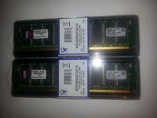 New Kingston 2 GB (2x1gb) KVR400X64C3A/1G DIMM 400 MHz DDR 400, PC 3200, NON-ECC