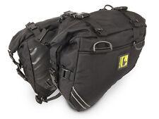 Wolfman Enduro Dry Saddle Bags V1.7 New for 2017 Black,Dual Sport,ADV S501