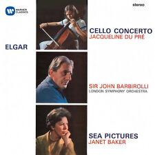 Elgar / Du Pre / Bak - Cello Concerto / Sea Pictures / Overture: Cockaign [New C